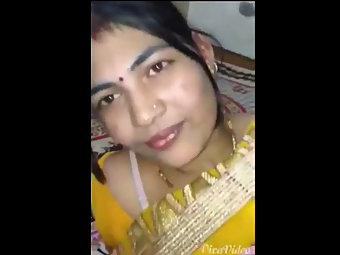 Luscious Newly Married Young Bhabhi Free Sex Video